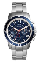Fossil Grant Sport Chronograph Bracelet Watch 44Mm