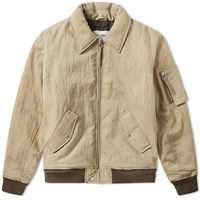 Our Legacy Flight Jacket Brown