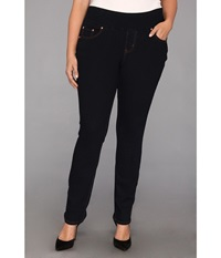 Jag Jeans Plus Size Nora Pull On Skinny In After Midnight After Midnight Women's Jeans Black