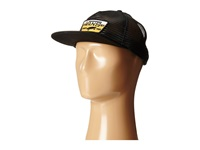 Vans Malted All Mesh Trucker Black Caps