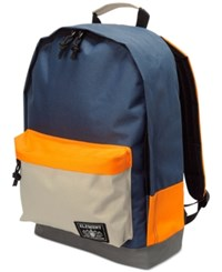 Element Men's Beyond Coloblocked Backpack Blue Cream