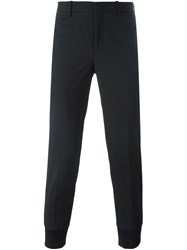 Neil Barrett Skinny Fit Black