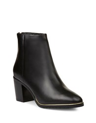 Ted Baker Jetymi Leather Boots Black