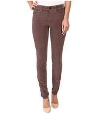 Level 99 Liza Mid Rise In Musk Musk Women's Jeans Taupe