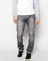 Blend Of America Blend Jeans Twister Slim Fit Lt Grey Wash Ltgrey