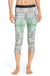 Hurley Women's Dri Fit Crop Leggings