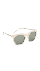 Grey Ant The Foundy Sunglasses Pearl