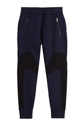 Neil Barrett Sweatpants With Zipped Pockets Multicolor