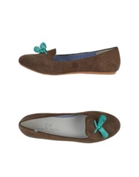 Charles Philip Moccasins Cocoa