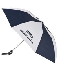 Mcarthur Sports Mcarthur Seattle Seahawks Automatic Folding Umbrella Team Color