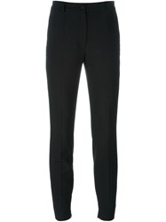 Dolce And Gabbana Skinny Trousers Black