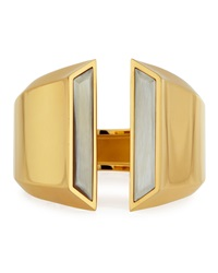 Narrow Passage Bracelet With Natural Horn Maiyet