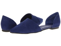 Chinese Laundry Easy Does It Bright Navy Suede Women's Slip On Shoes