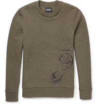Christopher Raeburn Printed Sweatshirt Green
