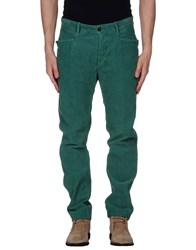 Massimo Alba Trousers Casual Trousers Men Green