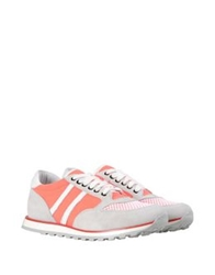 George J. Love Low Tops And Trainers Pink
