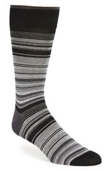 Bugatchi Men's Mercerized Cotton Socks