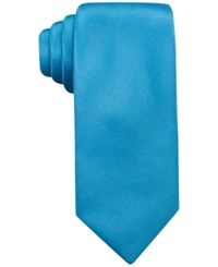 Alfani Spectrum Park Solid Slim Tie Only At Macy's