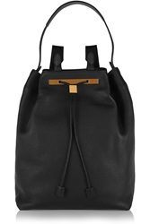The Row Textured Leather Backpack