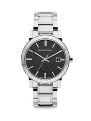 Burberry Stainless Steel Watch Silver