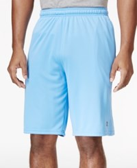 Champion Powertrain Double Dry Tech Shorts Swiss Blue