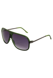 Your Turn Sunglasses Green Black