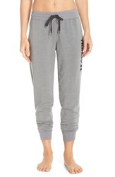 Hurley Women's Dri Fit Joggers Heather Grey