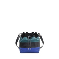 Proenza Schouler Medium Stripes Bucket Bag