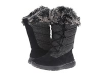 Skechers On The Go 400 Glacial Black Women's Lace Up Boots
