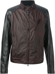 Belstaff Biker Jacket Red