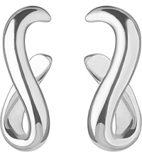 Links Of London Essentials Infinity Sterling Silver Earrings