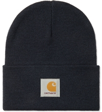 Carhartt Duke Blue Acrylic Watch Hat