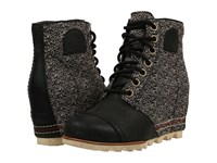 Sorel 1964 Premium Wedge Black 2 Women's Cold Weather Boots
