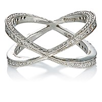 Cathy Waterman Women's Infinity Ring No Color