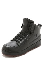 3.1 Phillip Lim Pl31 High Top Sneakers Black
