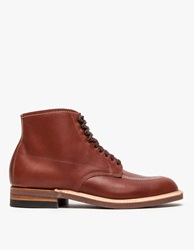 Alden Original Indy Work Boot Brown