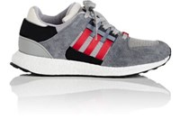 Adidas Men's Equipment Support 93 16 Sneakers Grey Black Red Grey Black Red