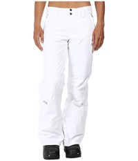 The North Face Sally Pant Tnf White Women's Outerwear Multi
