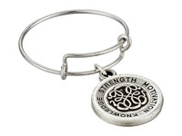 Alex And Ani Expandable Ring Silver Path Of Life Ii Ring