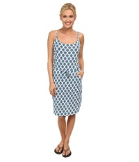 Carve Designs Ella Dress Riviera Women's Dress Blue