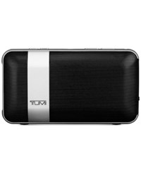 Tumi Wireless Portable Speaker With Powerbank Black W S