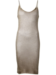 Avant Toi 'Canotta' Long Tank Top