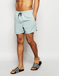 Selected Homme Classic Swim Shorts Grey