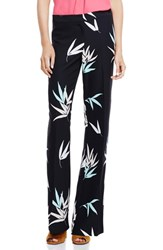 Women's Vince Camuto 'Floating Leaves' Flare Leg Pants