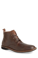 Andrew Marc New York Men's Andrew Marc 'Dorchester' Chukka Boot Coach Deep Natural Leather