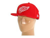 New Era 59Fifty Detroit Red Wings Red Caps
