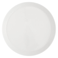 Buy John Lewis Cuisine Conical Dinner Plate White Online At Johnlewis.Com