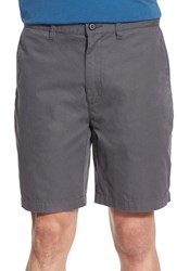 Men's Patagonia 'All Wear' Organic Cotton Chino Shorts Forge Grey