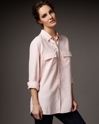Go Silk Silk Safari Shirt Women's