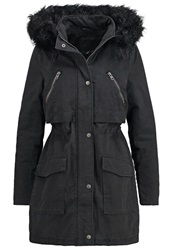 New Look Parka Black
